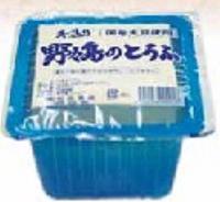 松田豆腐店の手作り野々島のとうふ(2009年10月号掲載)