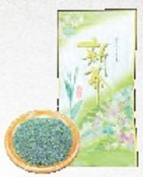 工藤製茶工場(お茶の慈芳堂)の蒸し製玉緑茶、くき茶(2010年6月号掲載)