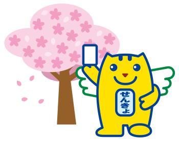 めいすいくん(桜)