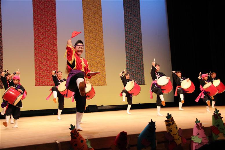 17枚目琉球國祭り太鼓
