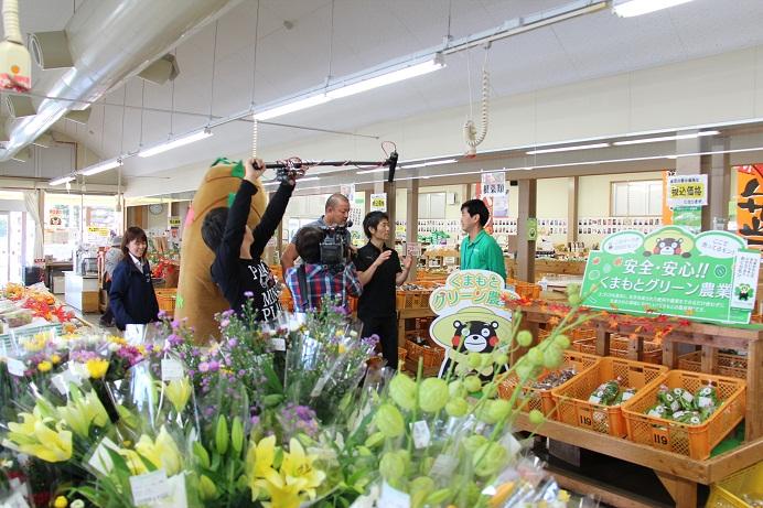 29枚目合志市物産館は合志の「食」が満載
