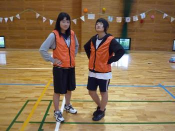 8枚目ボランティアで参加した中高校生