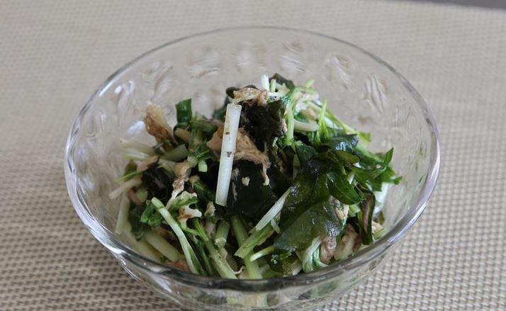 29 健康食レシピ サバ缶サラダ