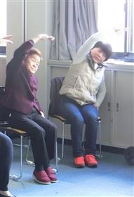 百歳体操坂本さん