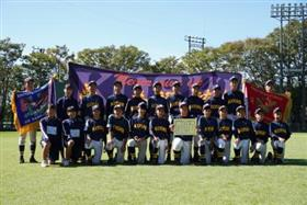 第12回全日本少年春季軟式野球熊本県大会優勝