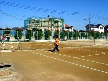 みずき台テニスコート